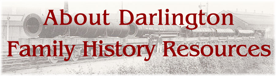 Darlington Family History Resources