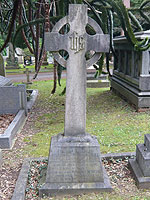 Grave of Dr Stephen Edward Piper