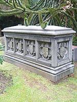 Memorial to Robert Henry Allan