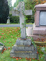 Grave of William Foggett