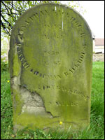 Grave of Jonathan Backhouse. Darlington
