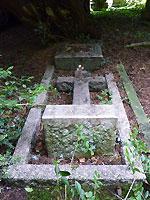 Grave of Douglas Ramsden Attwood DSC