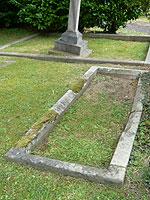 Grave of John Harrison