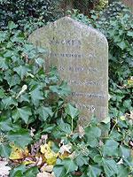 Grave of Bysak Fakau