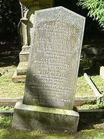 Grave of John Bowman