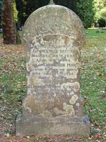Grave of Joseph Forestall Smythe