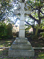 Grave of George Snaith