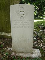 Grave of Thomas Burt