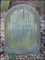 Grave of Edward Pease