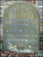 Grave of Joseph Pease, Darlington
