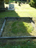 Grave of Billy Hodgson Taylor