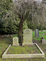 Doggart family plot