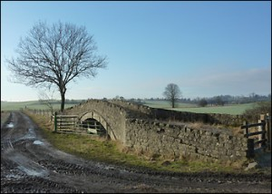 Ketton Packhorse Bridge Barmpton