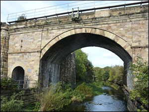 Skerne Bridge Darlington