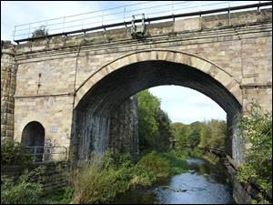 Skerne Bridge Darlington