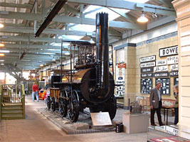 Head of Steam Darlington Railway Museum