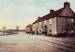 The Comet in Hurworth Place