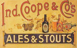 Ind Coope advertisement