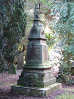 Memorial of George Marshall
